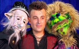 Festival Mimages : Antonin Dupel ventriloque