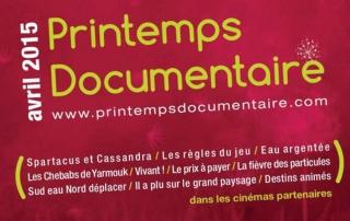 Printemps Documentaire 2015