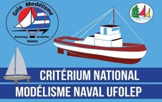Devesset Critérium National UFOLEP demodélisme naval