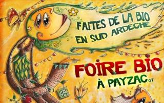 Payzac Foire bio