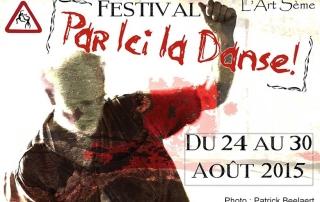 Festival Par Ici la danse