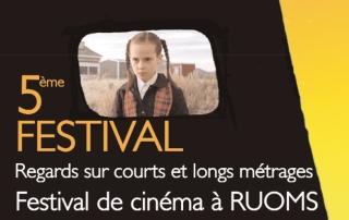Festival sur courts et longs métrages Ruoms