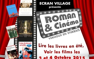 Vernoux en Vivarais Roman-et-Cinema-2015