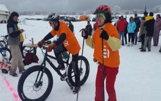 Coupe du Monde d Ardèche Fatbike et Ski