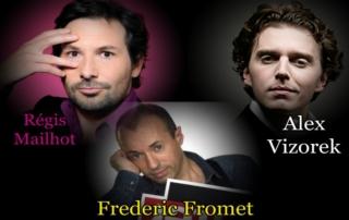 Festival des Humoristes Régis Mailhot Vizorek Fremont