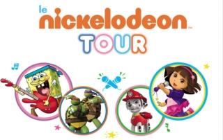 Nickelodeon tournée été 2016