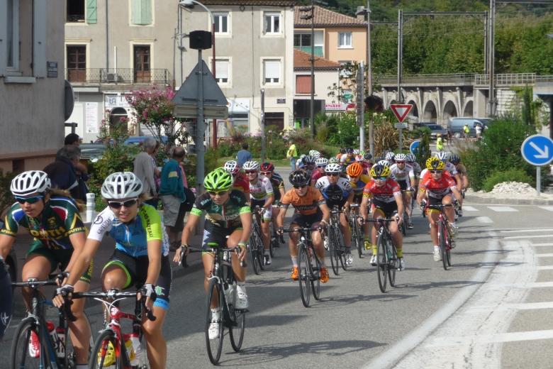 14ème édition du Tour cycliste féminin international de l'Ardèche