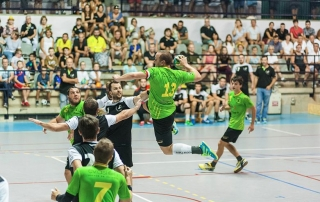 Handball Guilherand-Loriol coupe de France