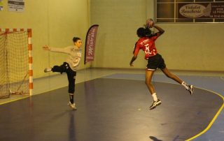Handball nationale 1 Le Pouzin - Bouillargues