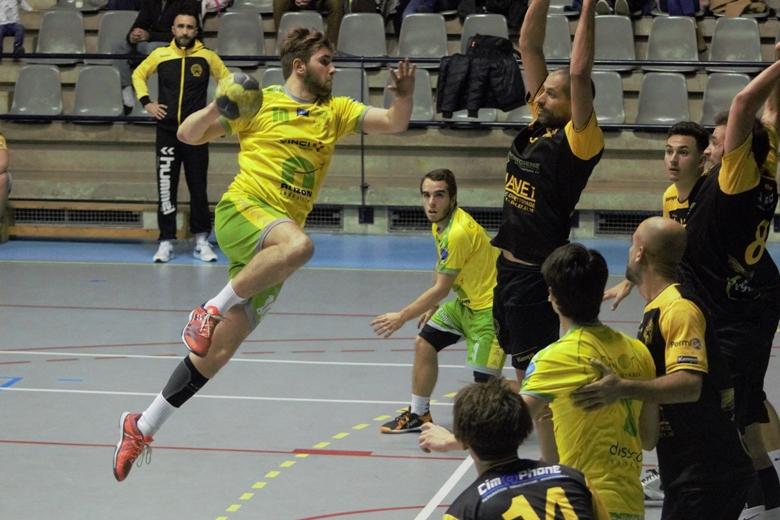 Le HB Guilherand-Granges bat Sanary à domicile