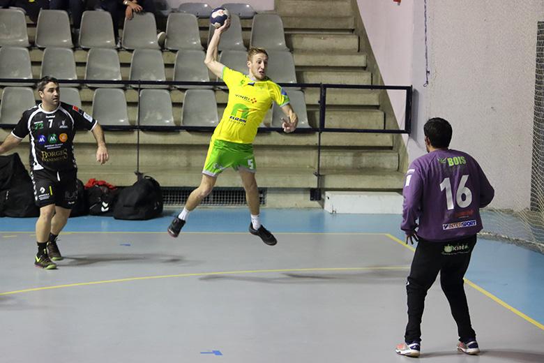 Le HBGG se donne de l'air après sa victoire contre Draguignan