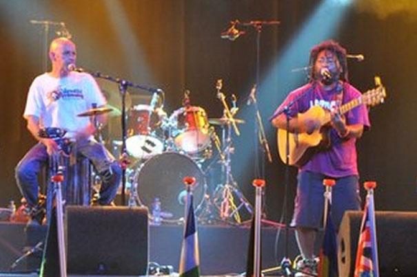 Manbouss en concert