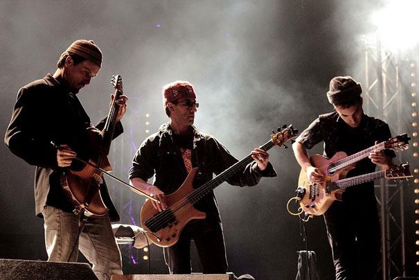 Plexous en concert