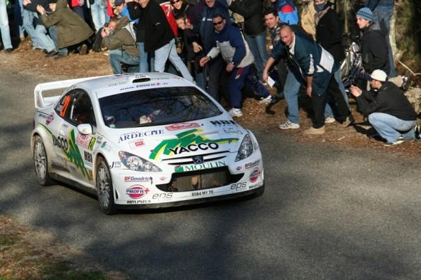 Rallye monté carlo : Jean-Marie Cuoq
