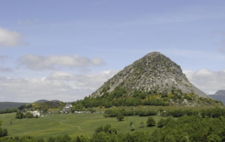 Le Mont Gerbier de Jonc
