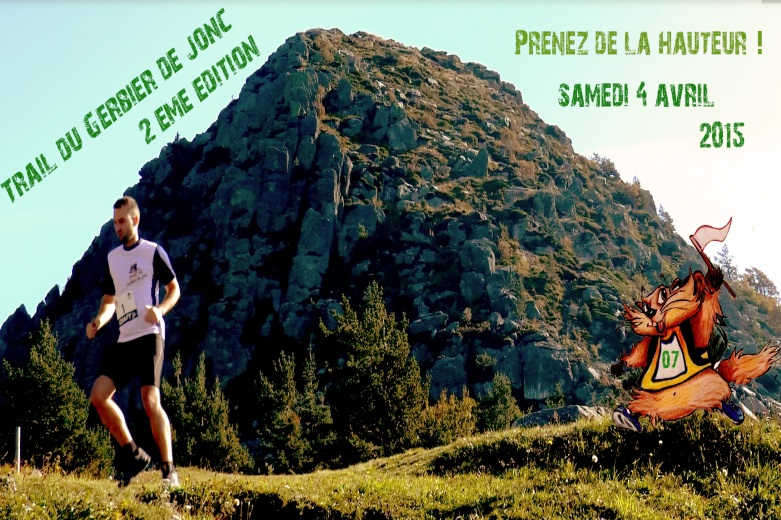 Le deuxième trail du Gerbier de Jonc