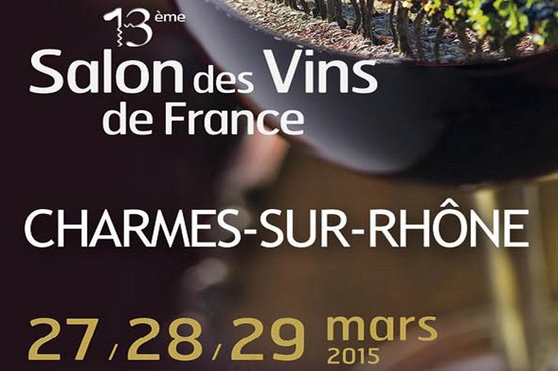 13 me salon des vins charmes sur rh ne for Salon des vins de france