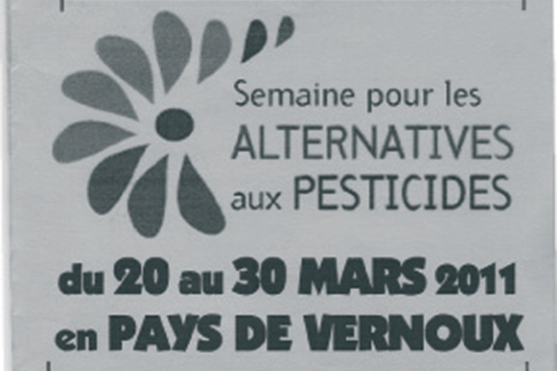 6ème Edition nationale de la Semaine pour les Alternatives aux Pesticides