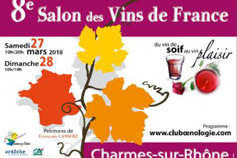 8 me salon des vins de france for Calendrier salon des vins