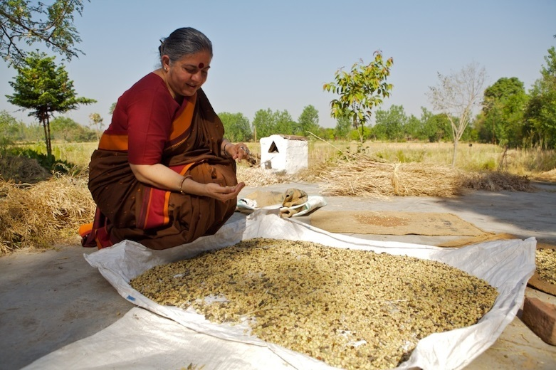 Ekibio (Photo Vandana Shiva)