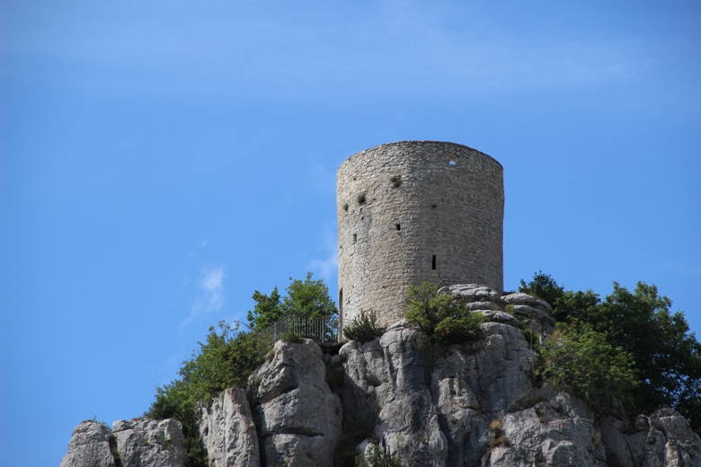 La tour de la reine Jeanne