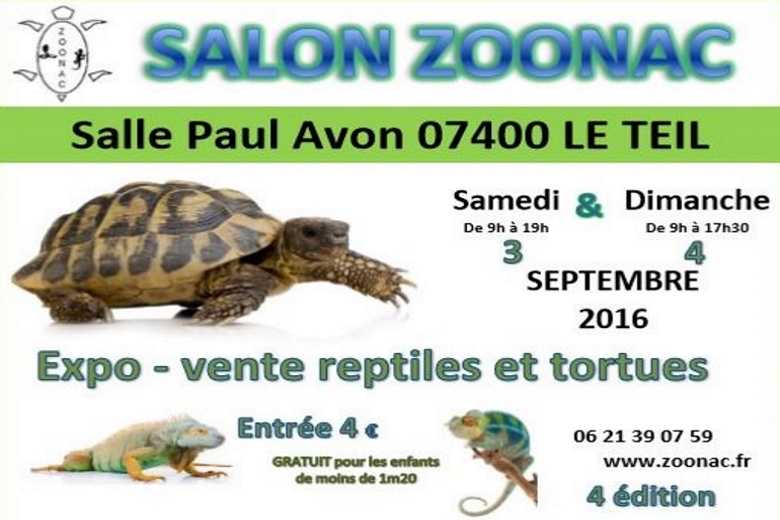 des d gustations originales au 4 me salon zoonac On salon artisanat le teil