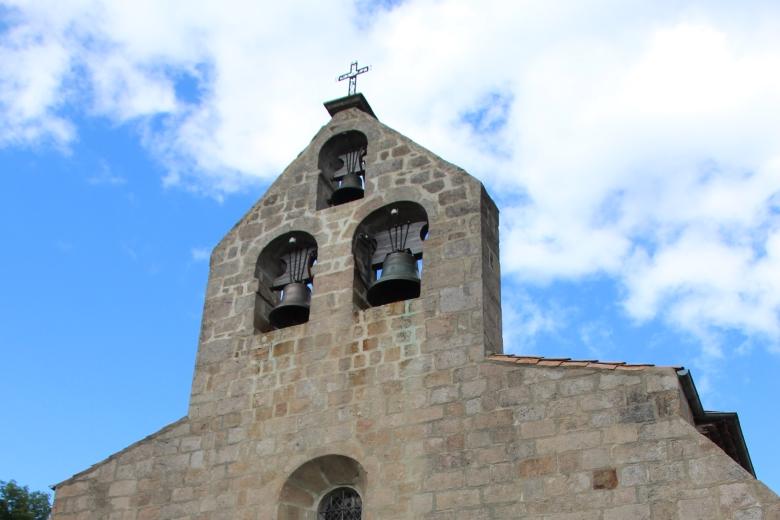 L'église - Chalencon - Ardeche-actu -2016
