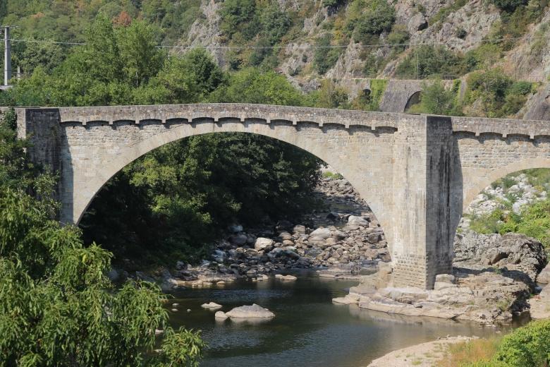 Pont de Chervil - Chalencon - Ardeche-actu.com - 2016