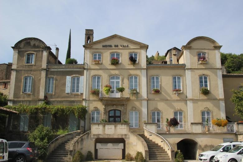 Hôtel de ville - Charmes sur Rhône - Ardeche-actu - 2016