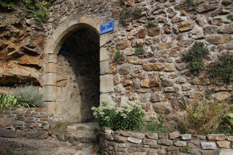 Portal de l'Auberan - Charmes sur Rhône - Ardeche-actu - 2016