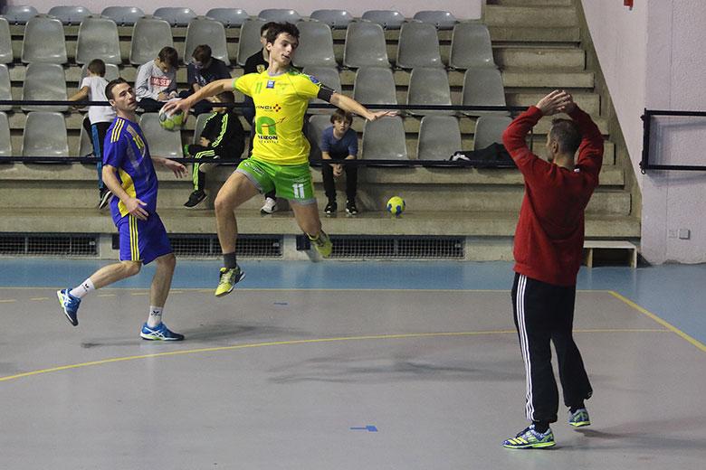 Handball Guilherand-Granges-Marignane