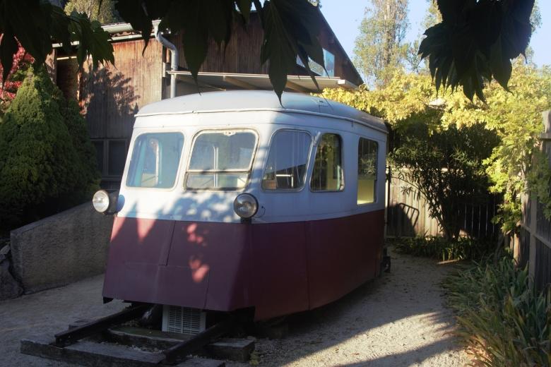 Locomotive vidéo - Jardin des Trains Ardéchois - Ardeche-actu - 2016