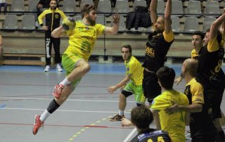 Handball Guilherand-Granges contre Sanary