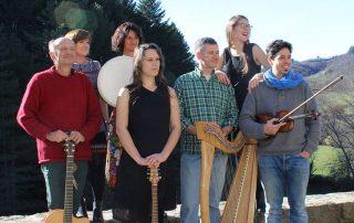 Elven musiciens