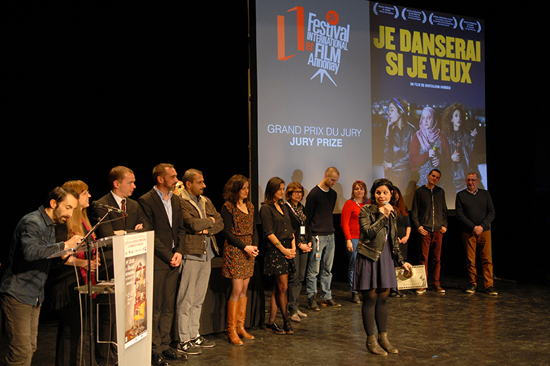 Festival international du Premier Film Annonay Grand Prix du public 2017