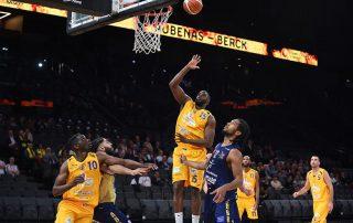 Aubenas-basket-Berk Trophée coupe de France