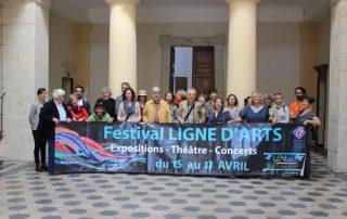 Festival ligne d'Arts Largentière