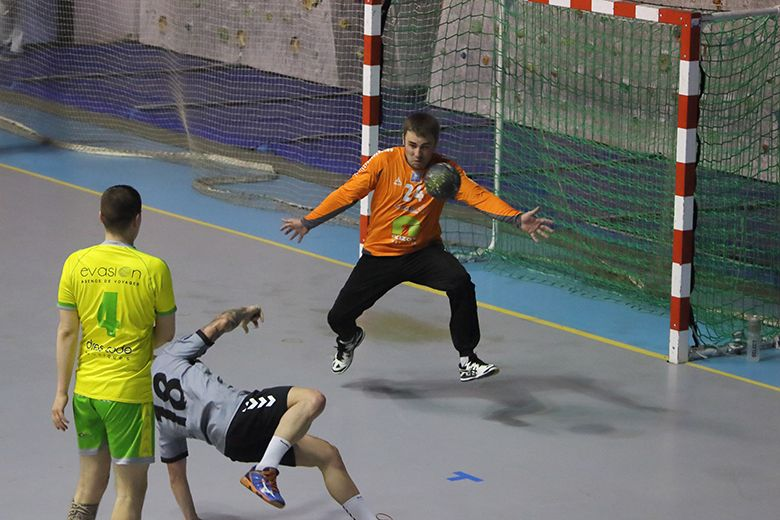 Handball Guilherand-Granges-SMUC Marseille