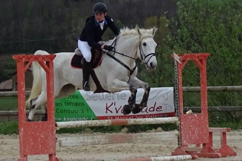 Privas-Equitation-Quentin-et-Acrobaat