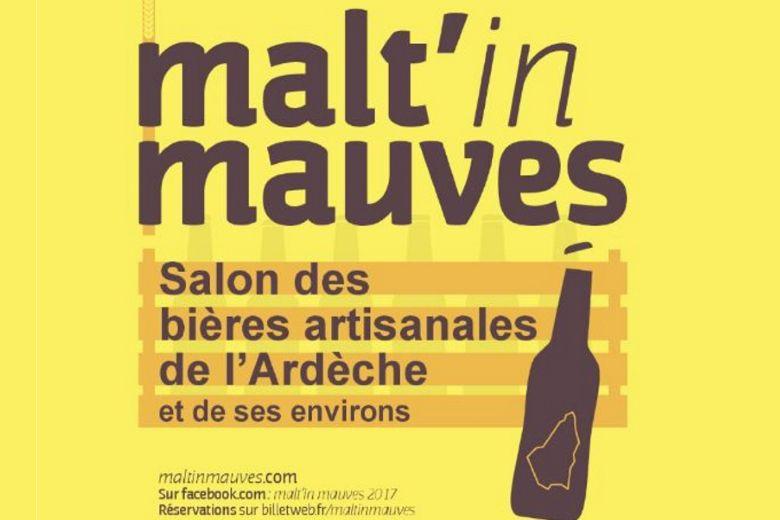 Salon des bières Mauves