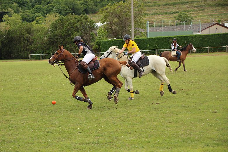Tournoi polo Crussol