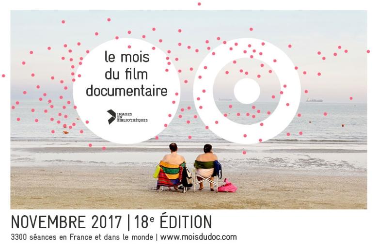 18ème édition du mois du film documentaire approche