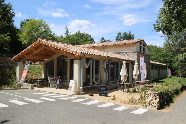Museum de l'Ardèche à Balazuc