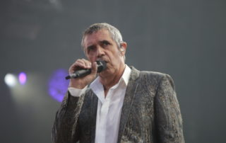 Julien Clerc Ardeche Aluna Festival