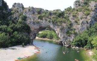 Vallon Pont d'Arc