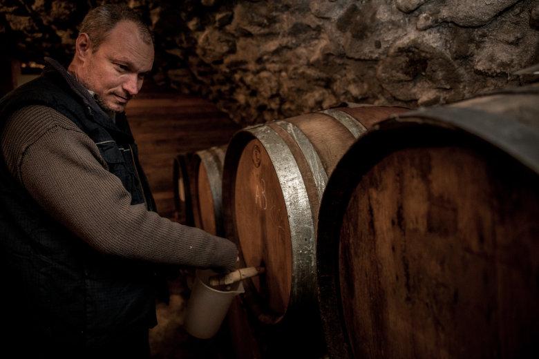 Sylvain Petit ES Vinaigrerie