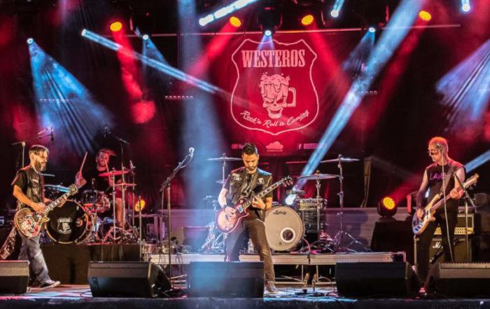 Westeros groupe de rock